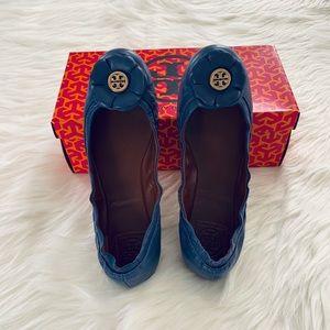 Tory Burch flats shoes. Size 8.5